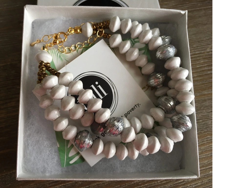 Zola Bracelet in the box