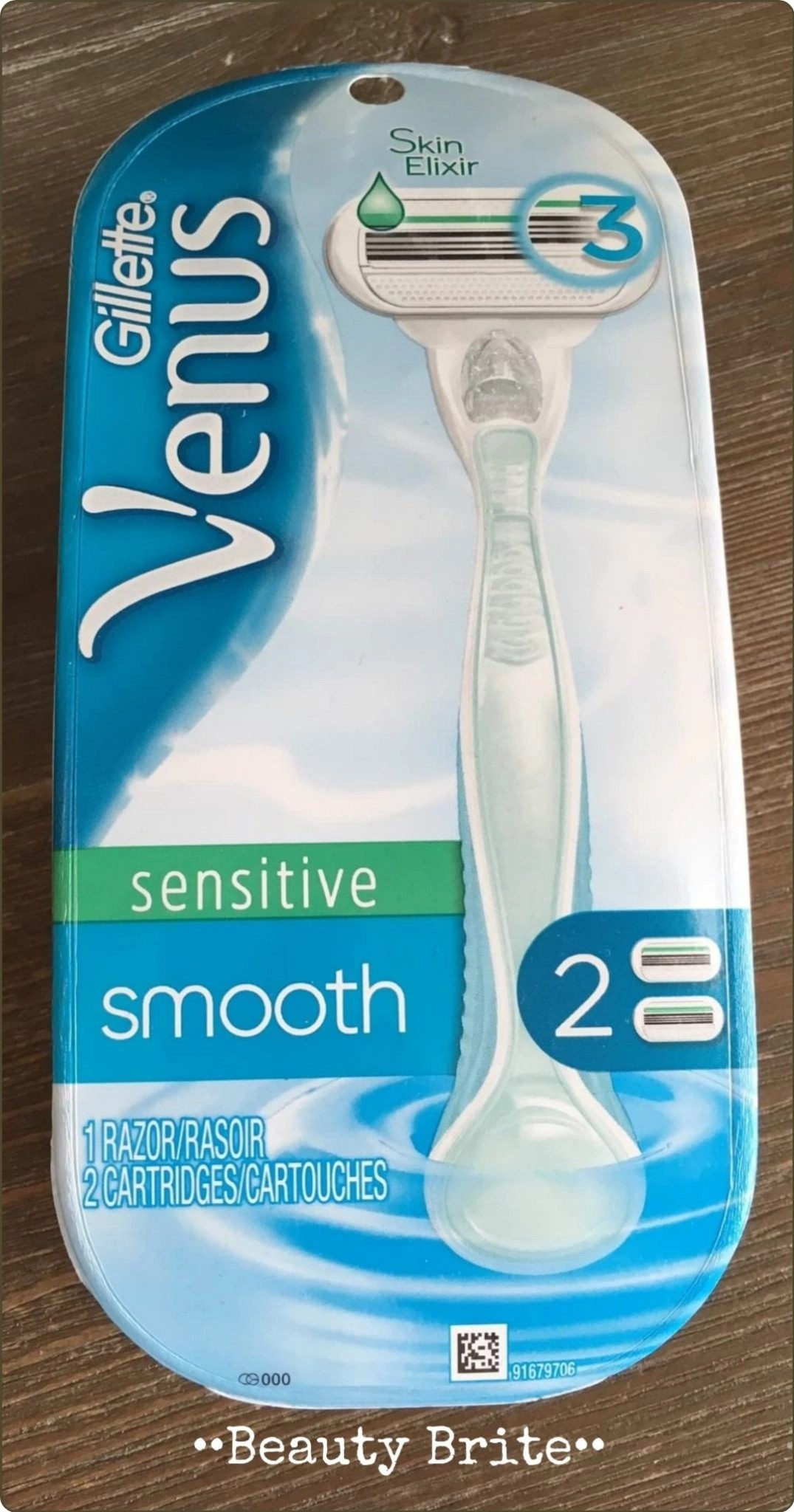 Gillette Venus Sensitive Smooth