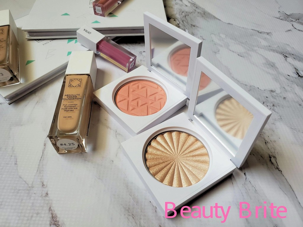 OFRA Cosmetics Blush and Highlighter
