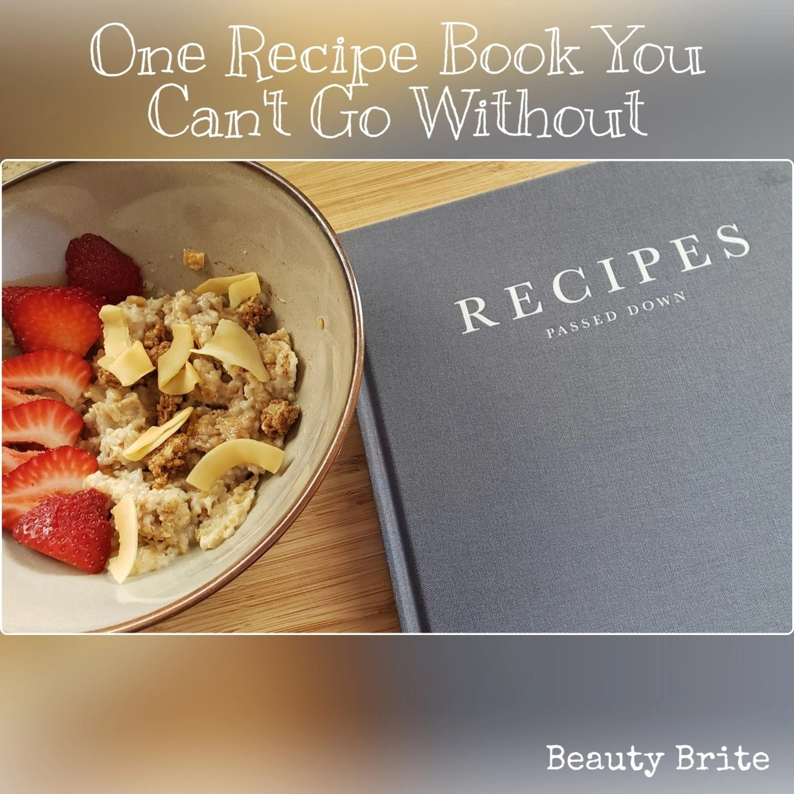 Write To Me Recipes Passed Down Social Media Image