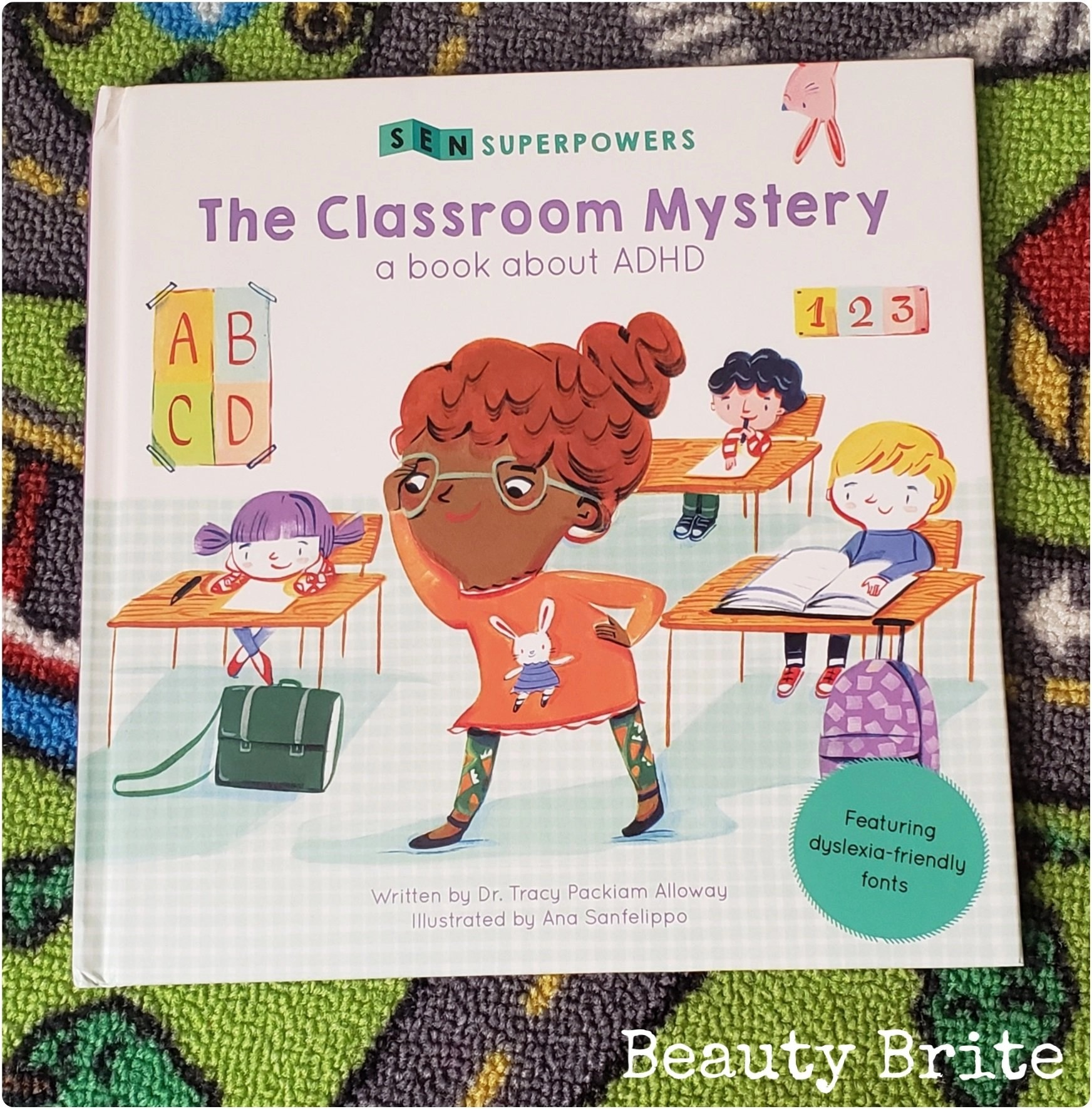 SEN Superpowers The Classroom Mystery