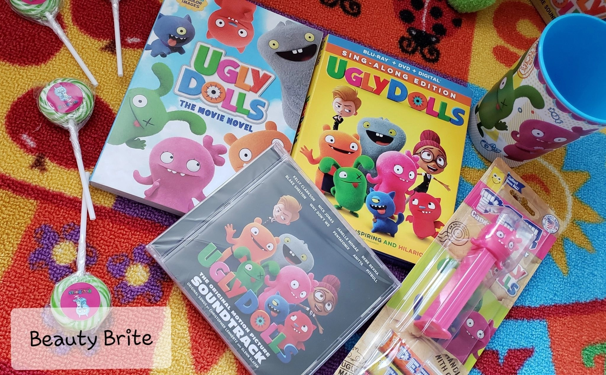 Ugly Dolls Merchandise