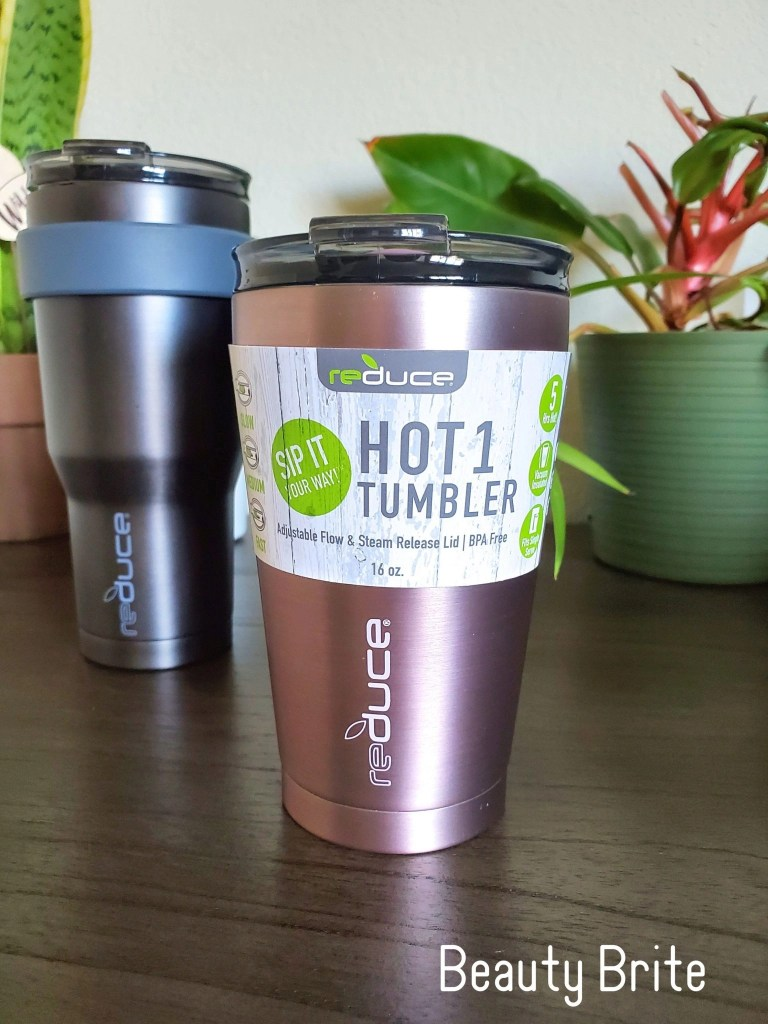 HOT-1 tumbler in Rose