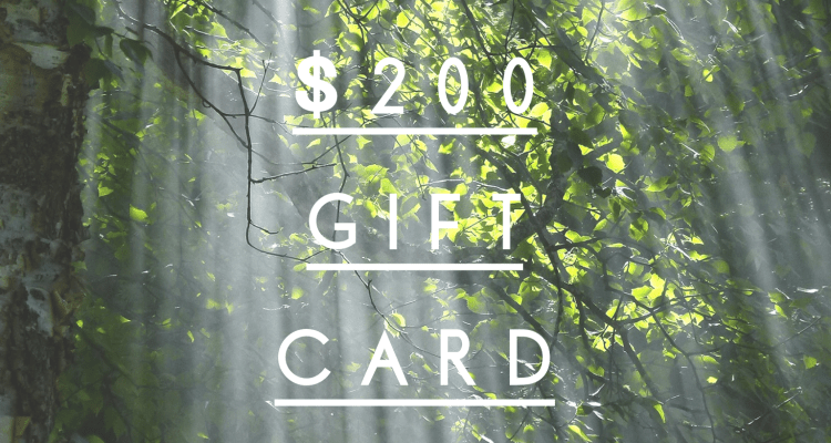 Nordstrom $200 Gift Card Giveaway