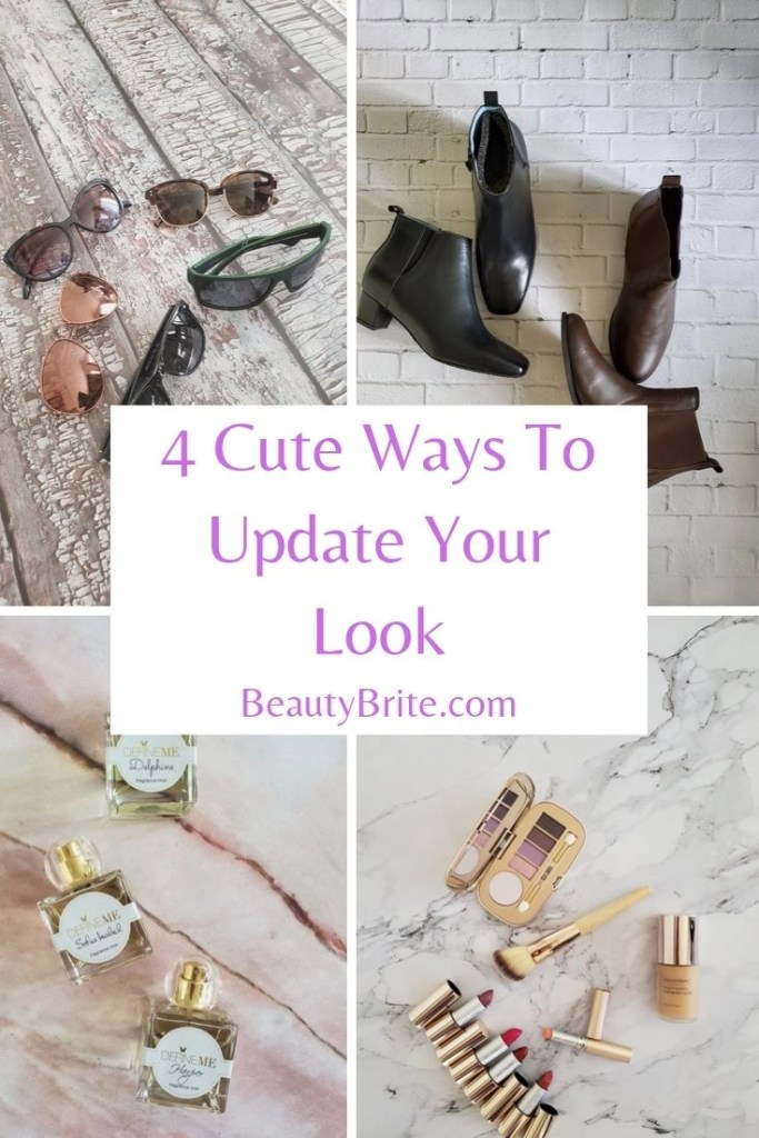 4 Cute Ways To Update Your Look