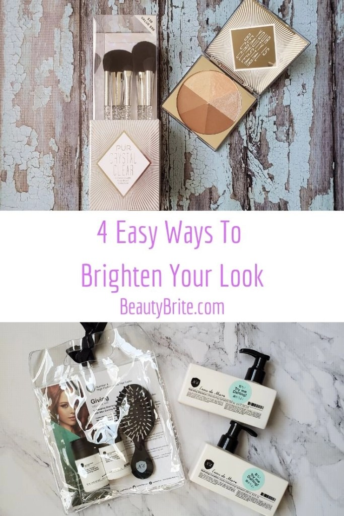 4 Easy Ways To Brighten Your Look