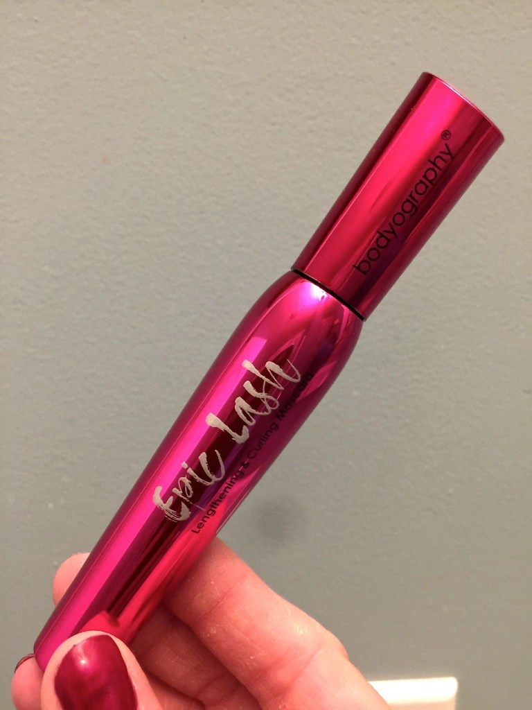Bodyography Epic Lash Lengthening and Curling Mascara