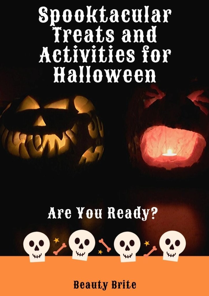 Spooktactular Treats And Activities For Halloween-The Big Book Of Monsters-LEGO-Made Good Snacks