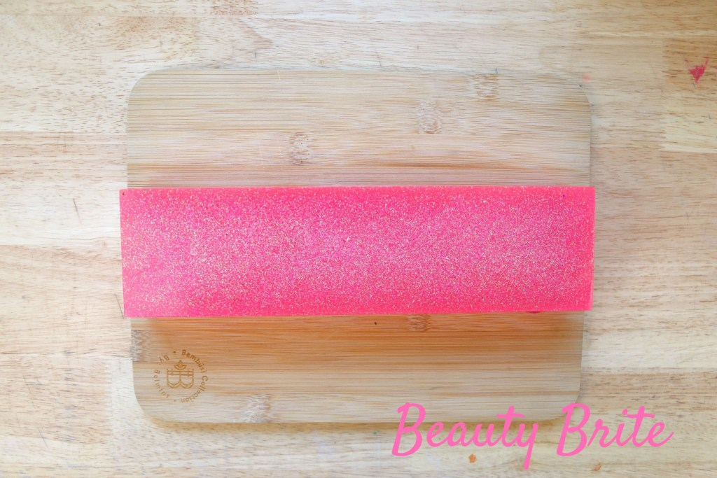 Bubblegum Soap Step 6