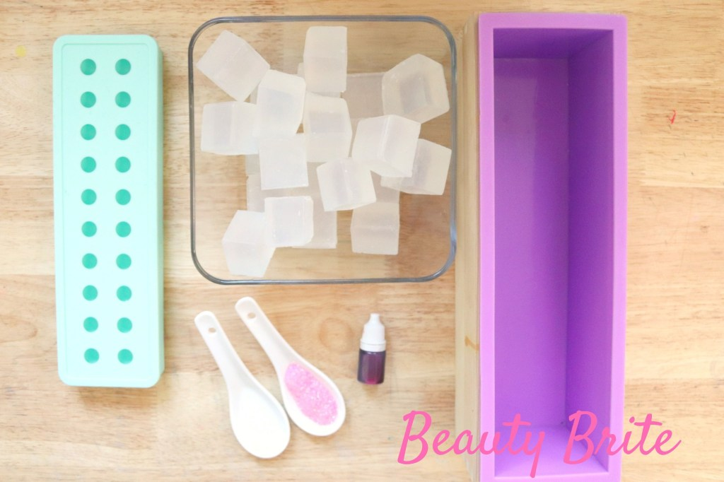 Bubblegum Soap Supplies