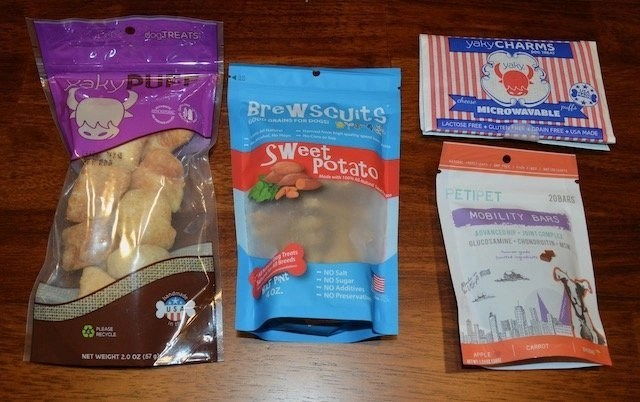 Eco-friendly treats for your dog