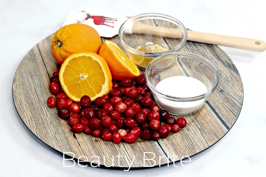 IP Cranberry French Toast Ingredients