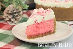 Instant Pot Candy Cane Cheesecake Recipe