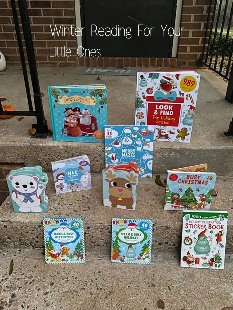 Winter Reading For Your Little Ones