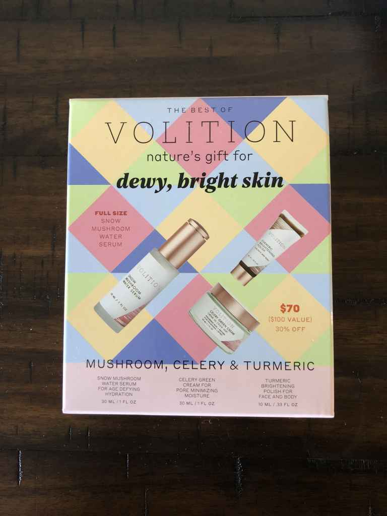 Front of Best of VOLITION Kit Box