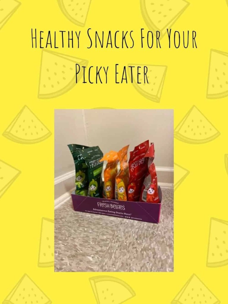Healthy Snacks For Your Picky Eater