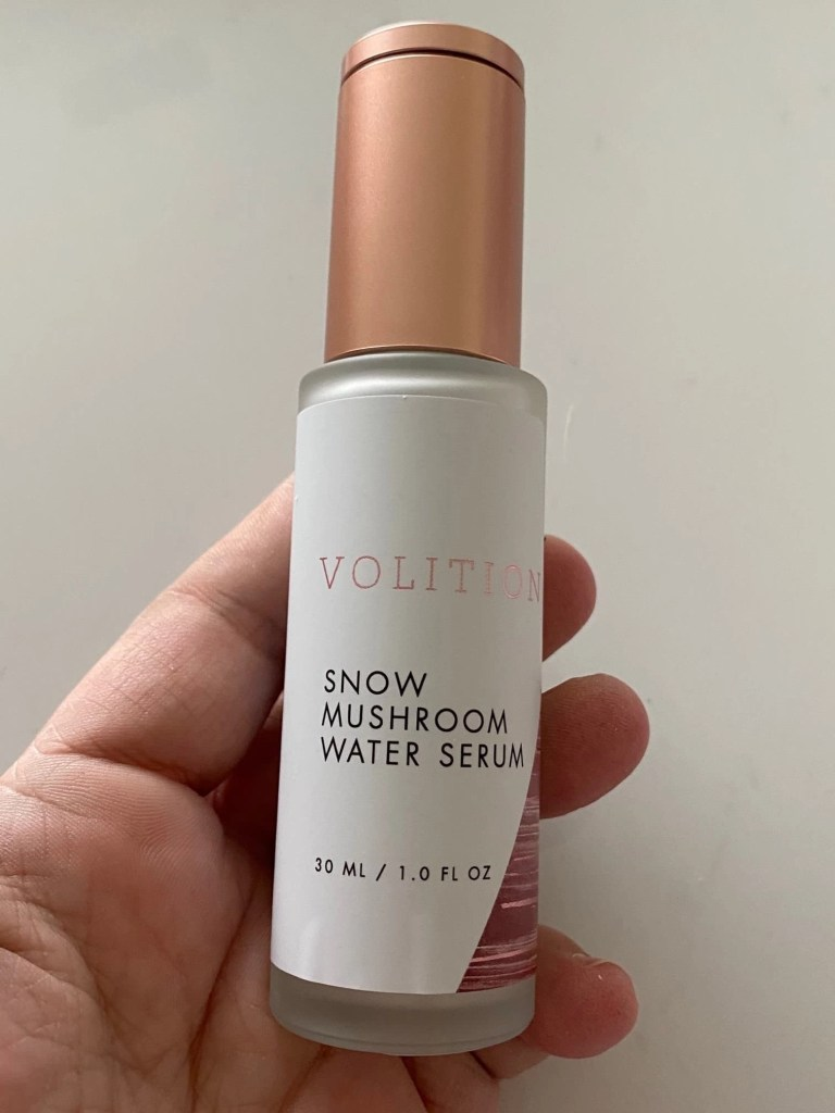 VOLITION Snow Mushroom Water Serum