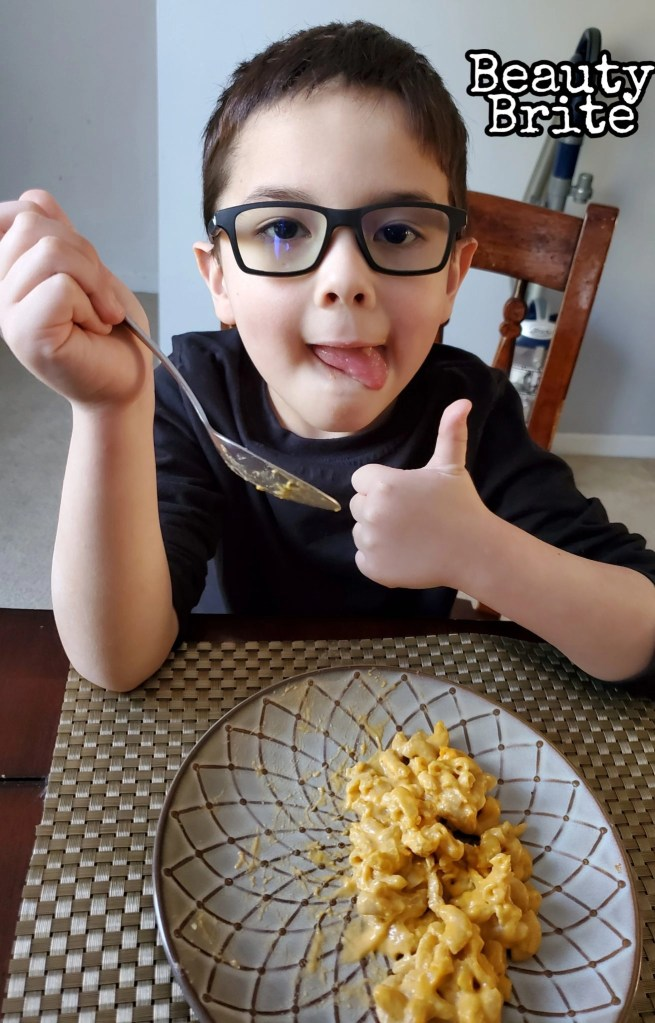 Nurture Life - Cauliflower Macaroni and Cheese - Marcus Approved