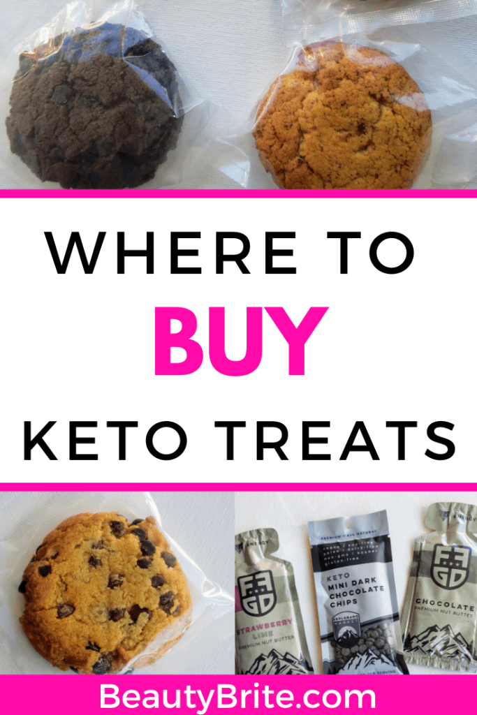Where to BUY Keto Treats