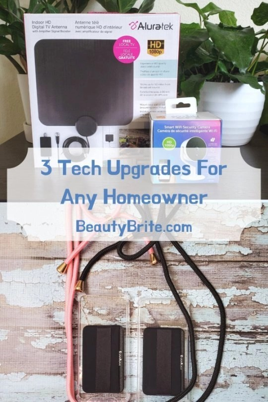 3 Tech Upgrades For Any Homeowner