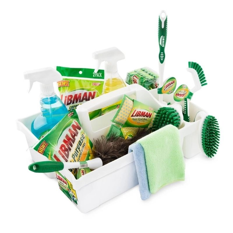 Spring Cleaning Giveaway- Gift Basket