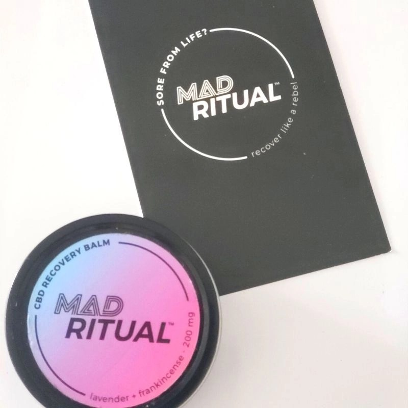 Mad Ritual™ Scientifically formulated to relieve minor discomforts that come along with being human.
