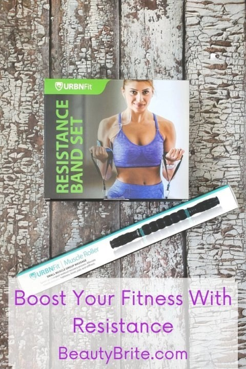 Boost Your Fitness With Resistance