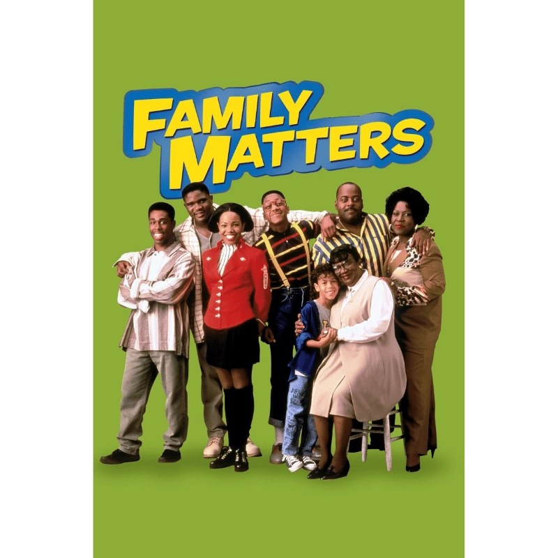Family Matters- Week 8