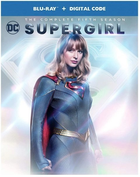 Supergirl The Complete Fifth Season Blu-ray Giveaway