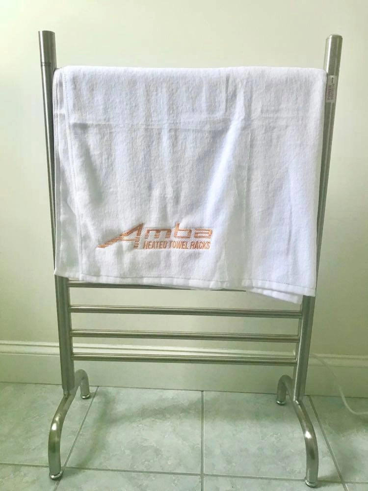 Luxury Towel Rack