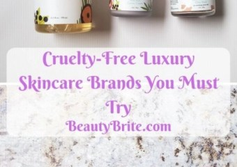 Cruelty-Free Luxury Skincare Brands You Must Try