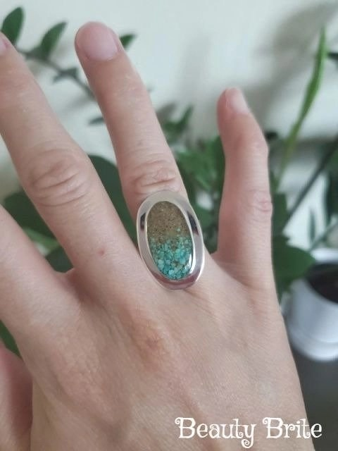 Dune Jewelry Cocktail Ring-Gradient