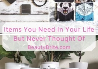 Items You Need In Your Life But Never Thought Of