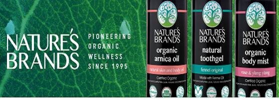 Natures Brand 20 % off