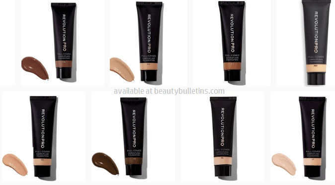 rb-rev Pro Full Coverage Camouflage Foundation