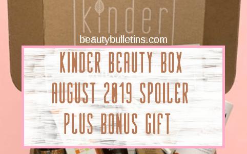 kinder- august spoiler 2019