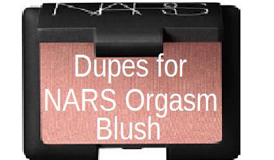 dupes for nars orgasm blush mini