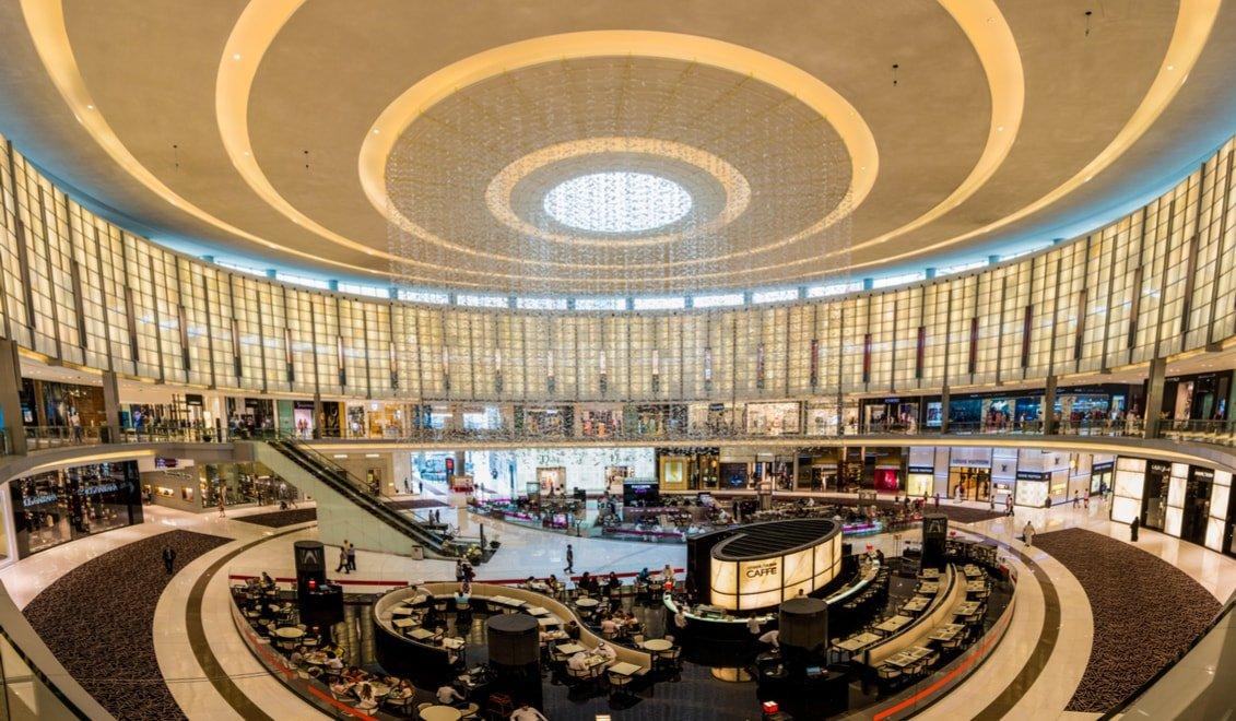 The UAE Beauty Market And The Dubai Mall