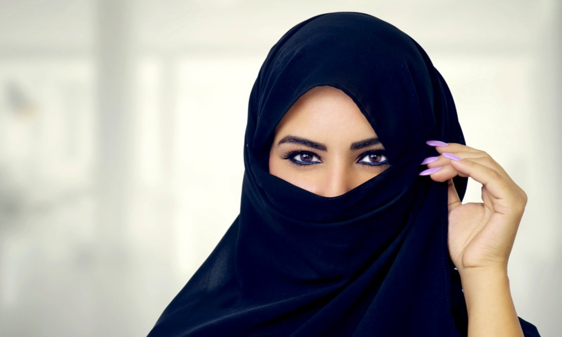 Saudi Women Spend Big on Makeup, Even If It's Just a Glimpse
