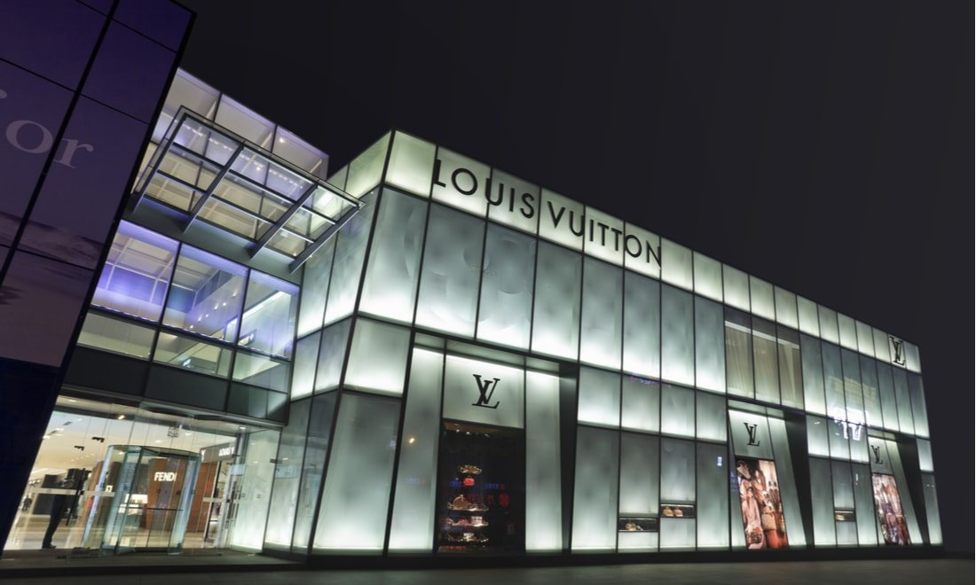 Luxury Stocks Tumble as China Seeks Undeclared Vuitton Bags