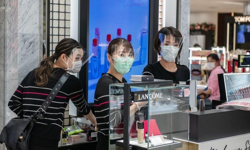 Beauty Industry Covid