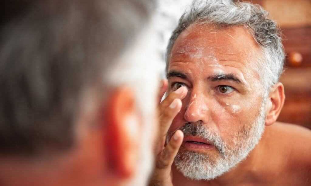 Mature Men Have Buying Power, & Beauty Brands Are Paying Attention