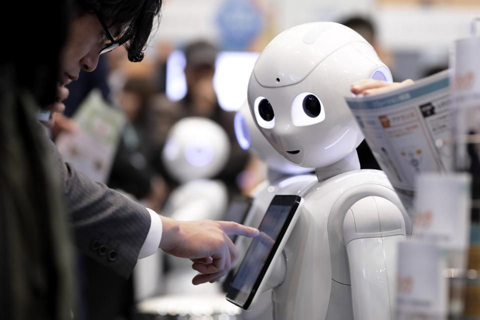 How Robotics & Modern Retail Are Becoming More Entwined
