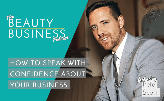 BBP 062 : How to Speak with Confidence about your Business with Pete Scott