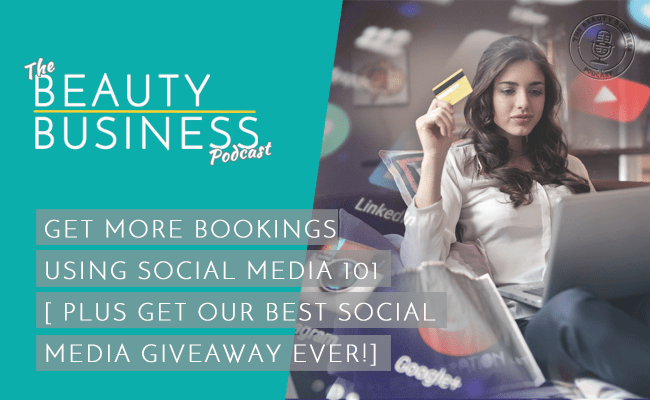 BBP 064 : Get More Bookings Using Social Media 101 [Plus Get Our Best Social Media Giveaway EVER!]