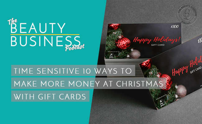 BBP 066 : Time Sensitive 10 Ways to Make More Money at Christmas with Gift Cards