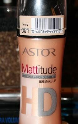 [Review] Astor HD Foundation Mattitude