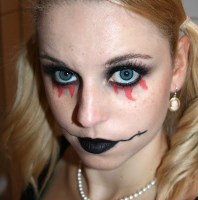[Halloween] Horror Doll Look