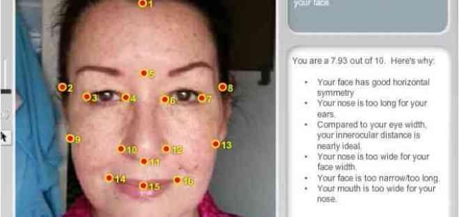 Testje: Heb ik een symmetrisch gezicht? 7 Symmetrisch Testje: Heb ik een symmetrisch gezicht?