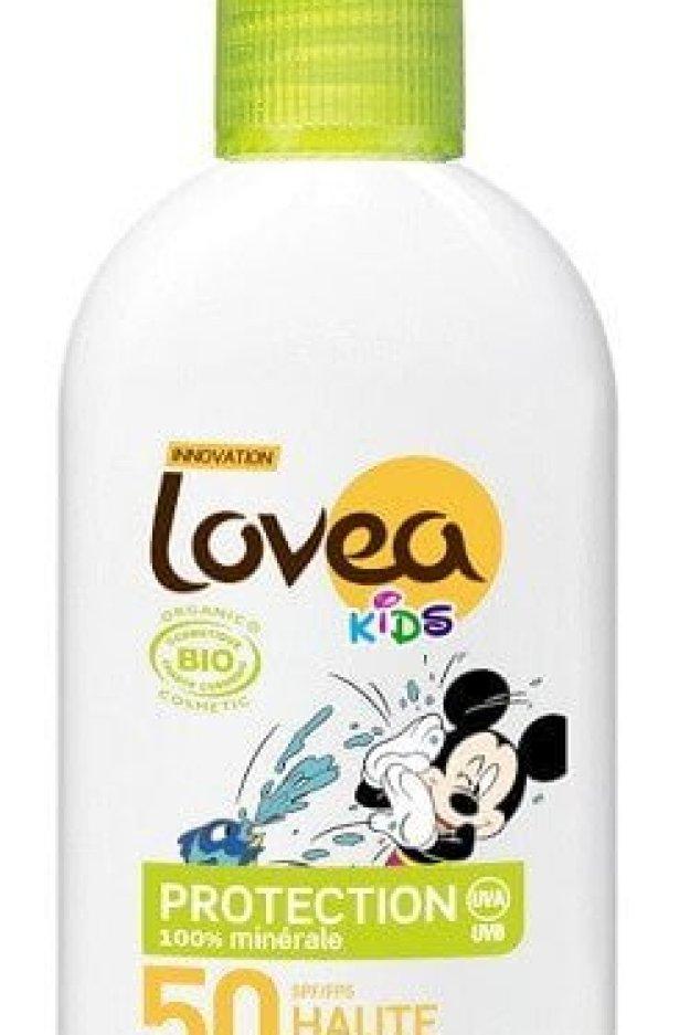 LOVEA Spray SPF50 BIO KIDS mickey 125ml